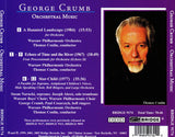 George Crumb: Orchestral Music <BR> BRIDGE 9174