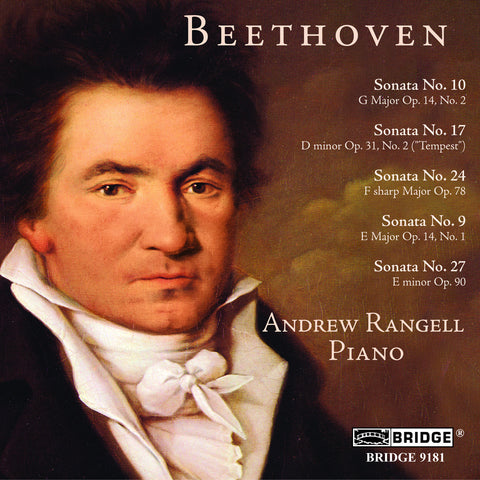 Andrew Rangell: Beethoven Recital <BR> BRIDGE 9181