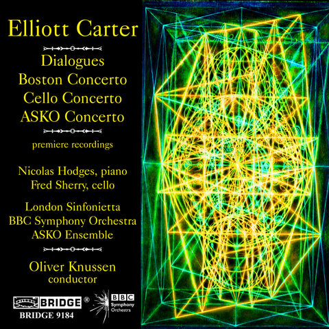 The Music of Elliott Carter, Vol. 7 <BR> BRIDGE 9184