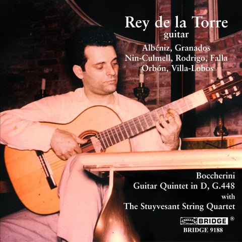 The Art of Rey de la Torre <BR> BRIDGE 9188