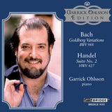 Garrick Ohlsson Edition, Vol. 1 <br> Bach and Handel <BR> BRIDGE 9193