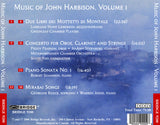 Music of John Harbison <BR> BRIDGE 9200