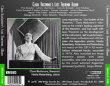 The Lost Theremin Album <br> Clara Rockmore, theremin <BR> BRIDGE 9208