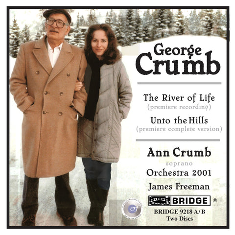 George Crumb Edition, Vol. 10 <BR> BRIDGE 9218A/B
