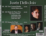 Music of Justin Dello Joio <BR> BRIDGE 9220