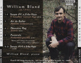 William Bland: Piano Sonatas <BR> BRIDGE 9223