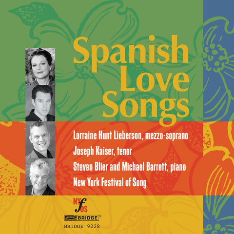 Spanish Love Songs <BR> BRIDGE 9228