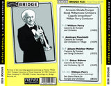 Armando Ghitalla <br> A Trumpet Legacy <BR> Music of Perry, Ponchielli, Molter, and Bohme <br> BRIDGE 9232