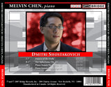Melvin Chen: Shostakovich Recital <BR> BRIDGE 9238