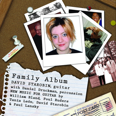 New Music with Guitar, Vol. 7 <br> Family Album <BR> BRIDGE 9239