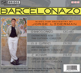 Jorge Liderman: Barcelonazo <BR> BRIDGE 9241