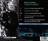 Music of Richard Festinger <BR> BRIDGE 9245