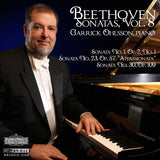 Garrick Ohlsson: Beethoven Sonatas, Vol. 8 <BR> BRIDGE 9266