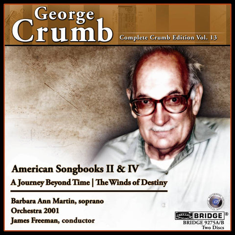 Complete Crumb Edition, Vol. 13 <BR> BRIDGE 9275A/B
