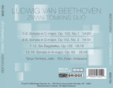 Beethoven: Sonatas for Fortepiano and Cello, Six Bagatelles for Fortepiano <BR> BRIDGE 9305