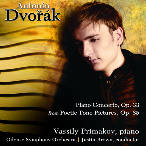 Antonin Dvorak: Piano Concerto in G Minor, Op. 33 <BR> BRIDGE 9309
