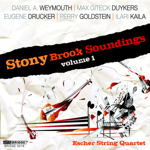Stony Brook Soundings, Vol. 1 <BR> BRIDGE 9318