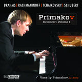Primakov in Concert, Vol. 1 <BR> BRIDGE 9322