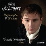 Franz Schubert: Impromptus & Dances <BR> BRIDGE 9327