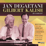 Jan DeGaetani and Gilbert Kalish in Concert <BR> BRIDGE 9340A/B