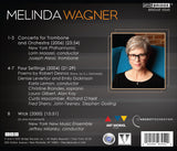 Music of Melinda Wagner <BR> BRIDGE 9345