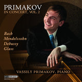 Primakov in Concert, Vol. 2 <BR> BRIDGE 9350