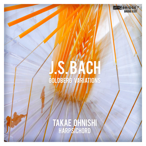 J.S. Bach: Goldberg Variations <BR> BRIDGE 9357