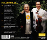Paul Chihara: Viola Concerto and Music for Viola <BR> BRIDGE 9365
