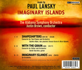 Paul Lansky: Imaginary Islands <BR> BRIDGE 9366