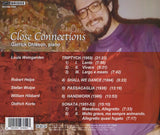 Garrick Ohlsson: Close Connections <BR> BRIDGE 9380