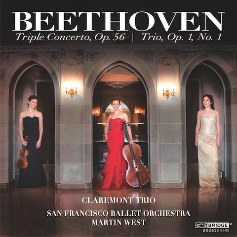 Beethoven: Triple Concerto <BR> BRIDGE 9395