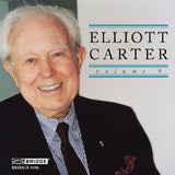 Elliott Carter Edition, Vol. 9 <BR> BRIDGE 9396