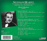 Stuyvesant Quartet and Al Gallodoro <BR> BRIDGE 9397