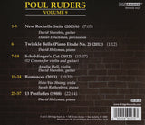Poul Ruders Edition, Volume 9 <BR> BRIDGE 9427