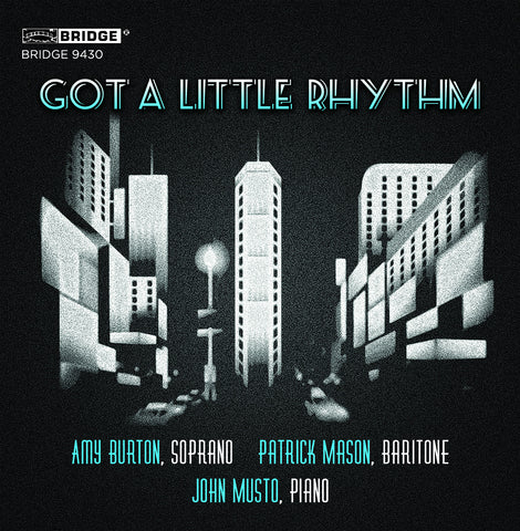 Got a Little Rhythm <BR> BRIDGE 9430