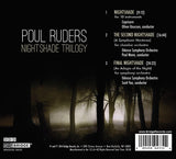 Poul Ruders: Nightshade Trilogy <BR> Ruders Edition: Vol. 12 <br> BRIDGE 9433