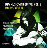 David Starobin: New Music with Guitar, Vol. 9 <BR> BRIDGE 9444