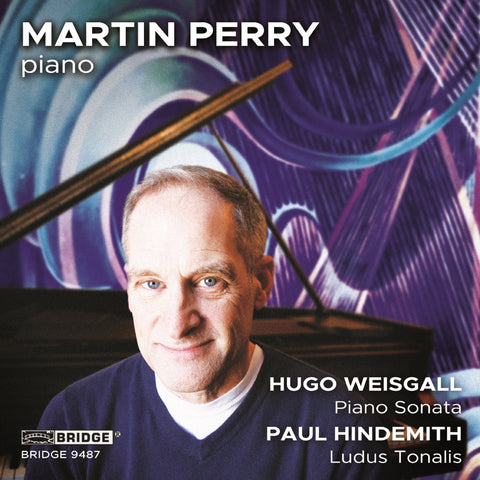 Martin Perry performs Hindemith and Weisgall <br> BRIDGE 9487
