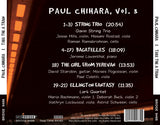 Paul Chihara: Take the A Train (Paul Chihara, Vol. 3)  <BR> BRIDGE 9488