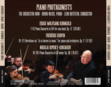 Piano Protagonists: Music for Piano and Orchestra <br> BRIDGE 9547