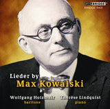 Max Kowalski Songs <BR> BRIDGE 9431