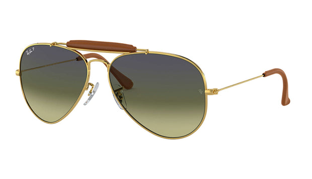 Ray-Ban - RB3422Q - Aviator Craft