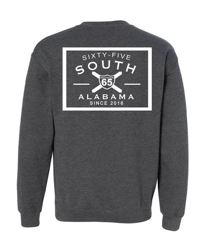 65 South - Patch Logo Sweatshirt