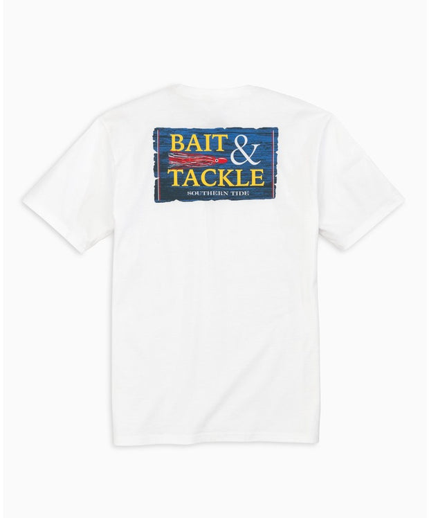 Southern Tide - Bait & Tackle Tee