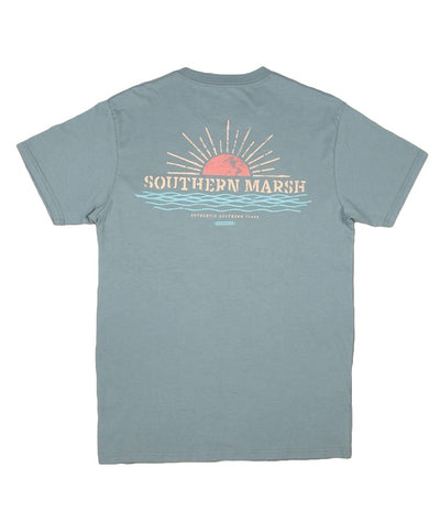 Southern Marsh - Branding - Sunset Tee