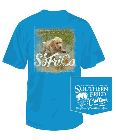 Southern Fried Cotton - Boone Doc Tee