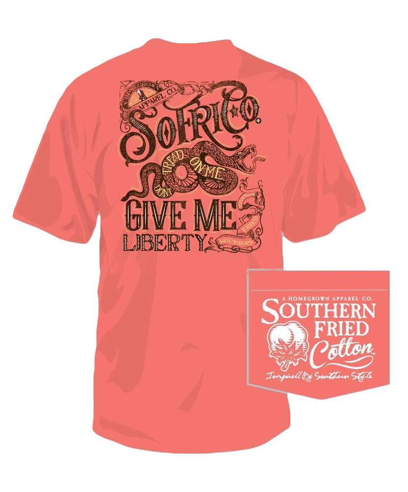 Southern Fried Cotton - The Land I Love Tee