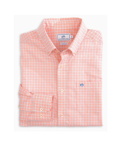 Southern Tide - Belmont Estate Check L/S Sport Shirt