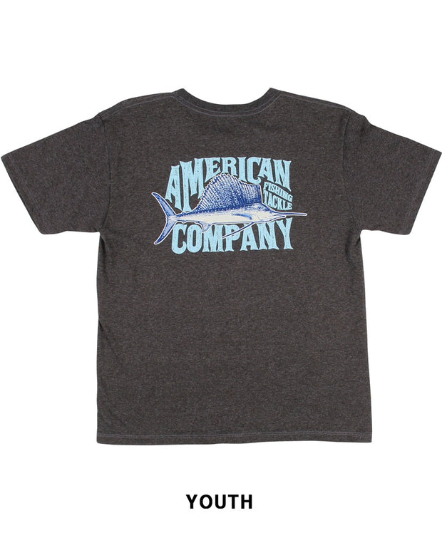 Aftco - Youth Home Base Technical Tee