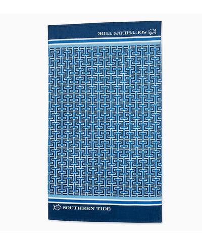 Southern Tide - Signature Print Beach Towel